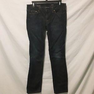 Men's J Crew Matchstick Skinny Jeans Size 28R